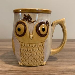 Adorable Owl Mug